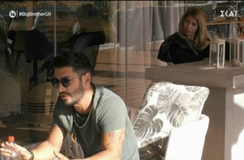 Big Brother: «Άντε ρε με τον μ@λ@κ@» - Άγρια καρφιά στο σπίτι