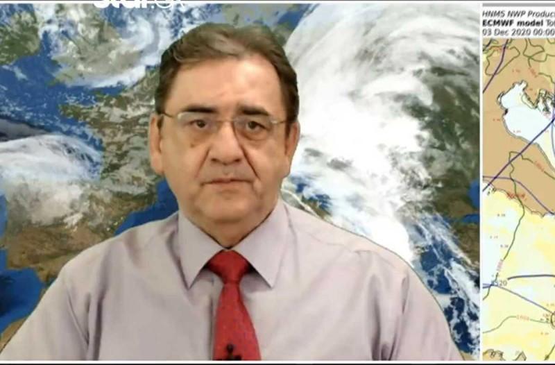 «Διπλό κύμα χτυπά την Ελλάδα, προσοχή παντού…» - Καμπανάκι από τον Θοδωρή Κολυδά