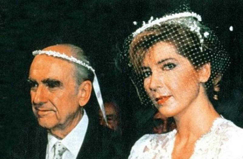 Ο γάμος του Ανδρέα Παπανδρέου με τη Λιάνη και η επίθεση από τον Τύπο -