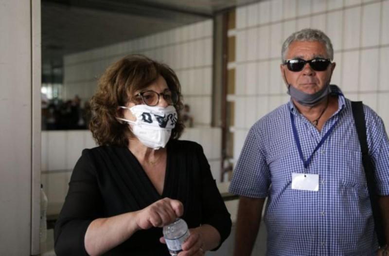 Η Μάγδα Φύσσα υπογράφει το κάλεσμα μνήμης του Αλέξη Γρηγορόπουλου