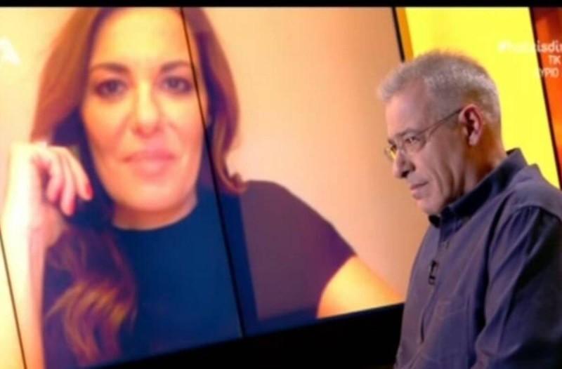 «Δε θα μπορούσαμε να είμαστε μαζί γιατί...» - «Πάγωσε» τον Νίκο Μάνεση με τα λόγια της η Φαίη Μαυραγάνη