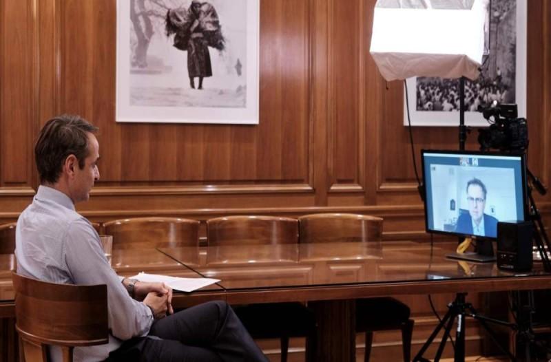 Μητσοτάκης: Δεν νοείται να μη βρεθεί η Τουρκία αντιμέτωπη με συνέπειες, αν συνεχίσει τις προκλητικές ενέργειες