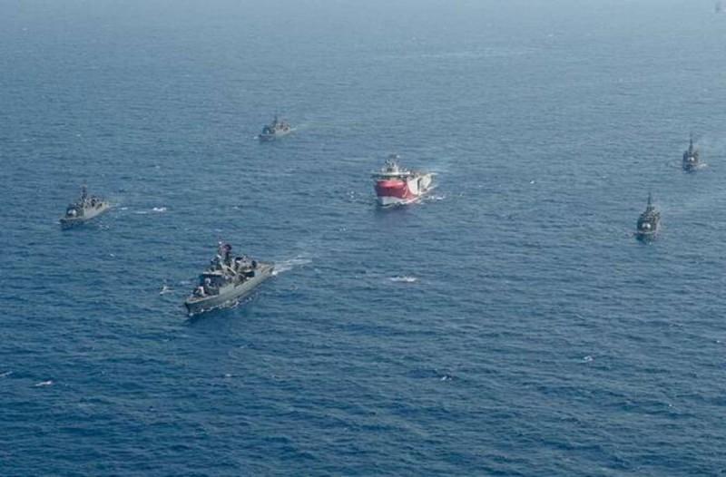 Νέα πρόκληση της Τουρκίας: Ζητεί αποστρατικοποίηση έξι νησιών με νέες Navtex