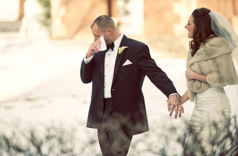 Χαμός στα Τρίκαλα με τη νύφη... σχόλασε ο γάμος!