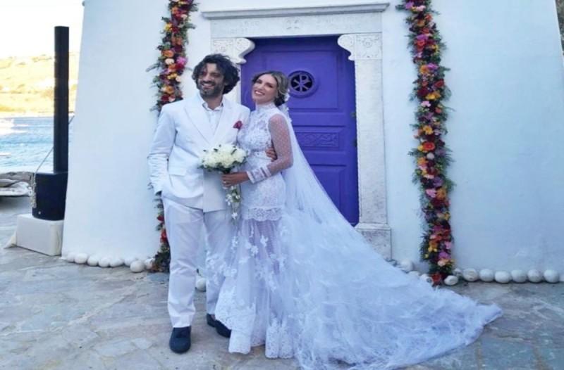Αθηνά Οικονομάκου - Φίλιππος Μιχόπουλος γάμος - Τι συνέβη