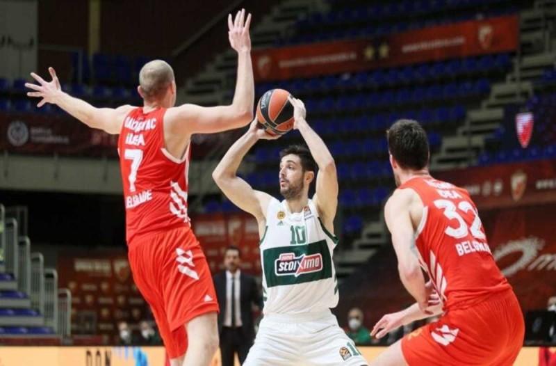 Euroleague: Άργησε να ξυπνήσει ο Παναθηναϊκός…