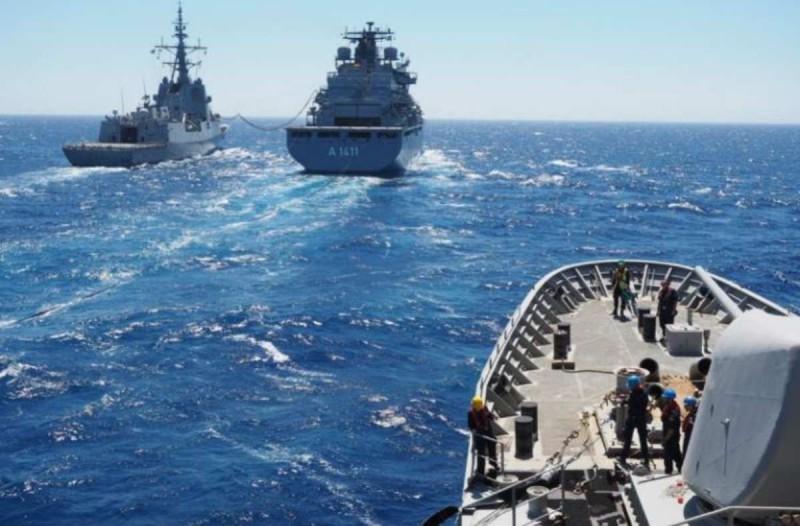 Συναγερμός για κρούσματα κορωνοϊού σε φρεγάτα του Πολεμικού Ναυτικού στην Κρήτη