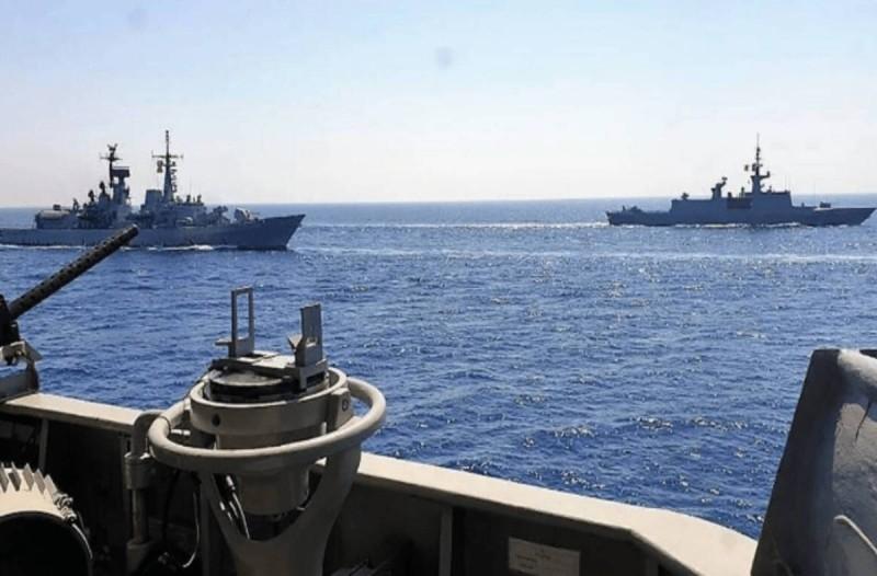 Κρούσματα κορωνοϊού σε φρεγάτα του Πολεμικού Ναυτικού στην Κρήτη