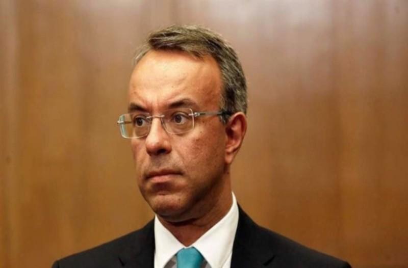 Σταϊκούρας: Eπιστρεπτέα προκαταβολή και το 2021 - Παράταση για τα τέλη κυκλοφορίας