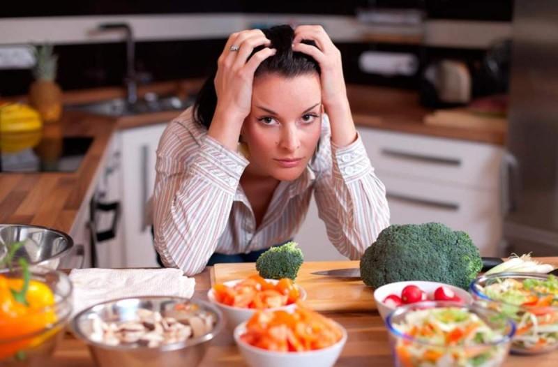 Διατροφή για καταπολέμηση του στρες
