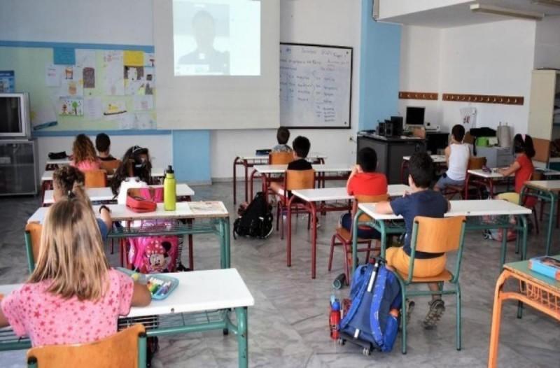 Άνοιγμα των σχολείων με το νέο έτος