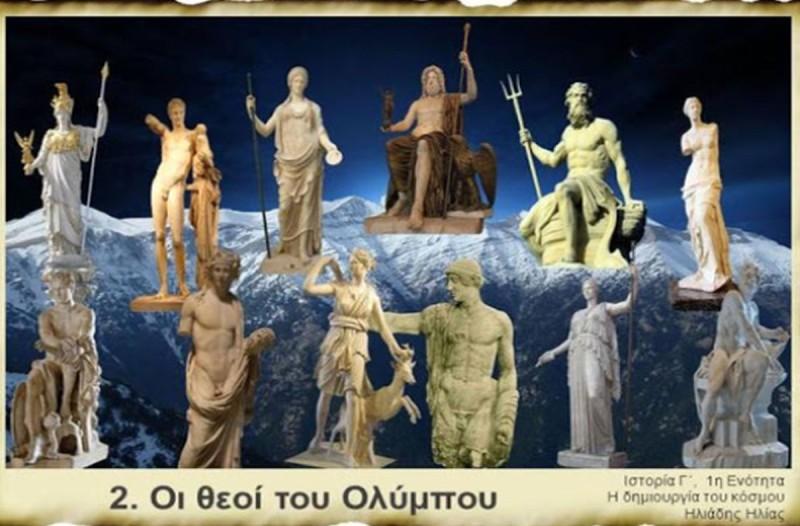 Αλβανός ιστορικός: «Οι Θεοί του Ολύμπου ήταν Αλβανοί»