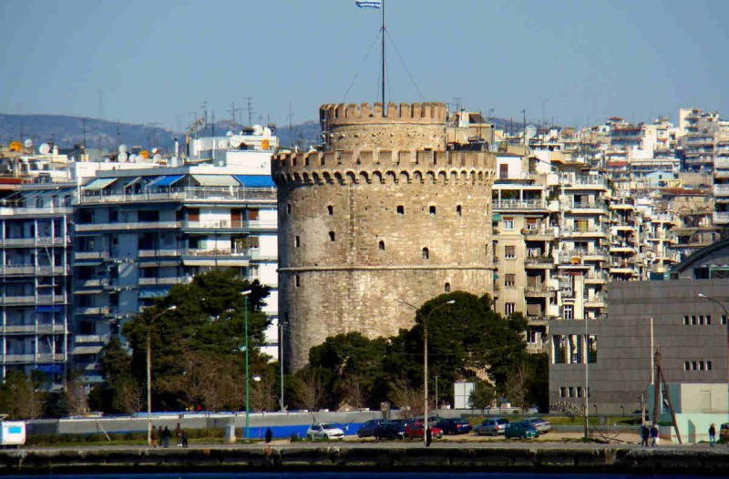 Η φωτογραφία της ημέρας: Στην αγαπημένη Θεσσαλονίκη