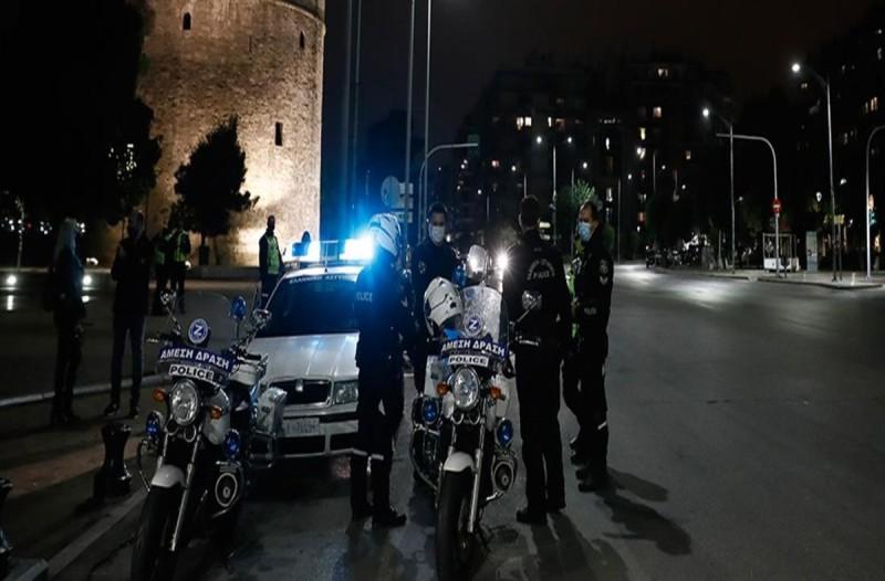 Μυστήριο τροχαίο στη Θεσσαλονίκη: I.X. έπεσε πάνω σε κολώνα -