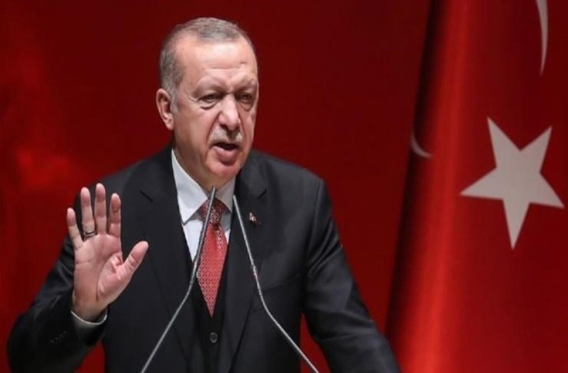 Επίθεση κατά της Τουρκίας οι κυρώσεις των ΗΠΑ αναφέρει ο Ερντογάν