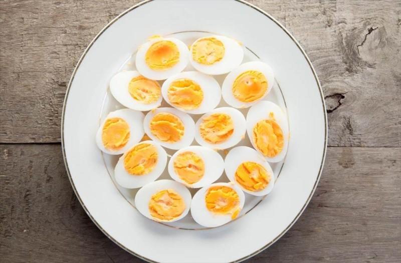 Δίαιτα με βραστά αυγά