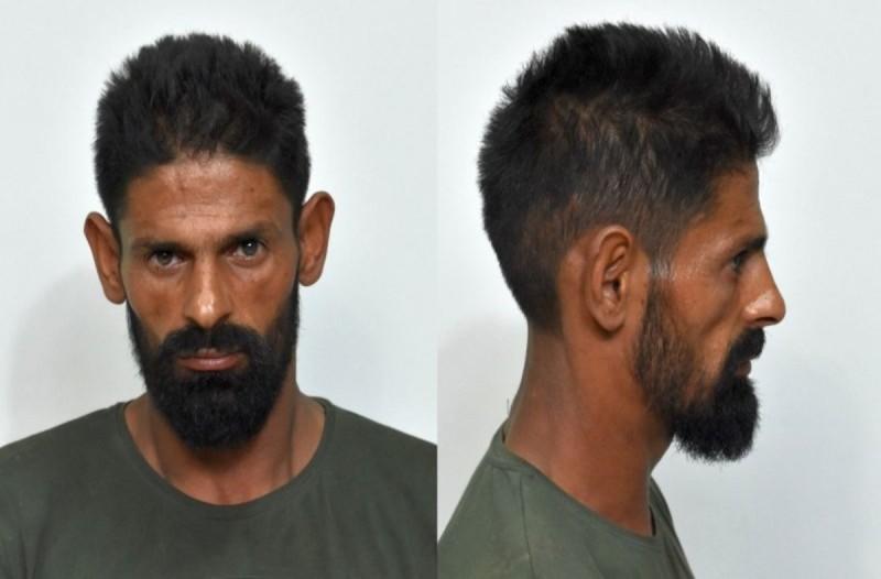 Ζαφειρόπουλος Παναγιώτης - Κακοποιός που λήστεψε ηλικιωμένη στην Γλυφάδα