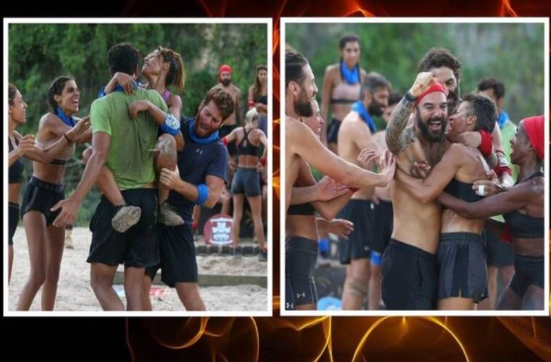 Survivor spoiler 25/01: Ποια ομάδα κερδίζει τον πρώτο αγώνα ασυλίας!