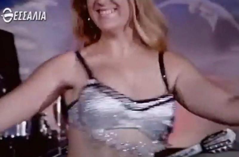 Το αισθησιακό τσιφτετέλι χορεύτριας που κολάζει: Χαμός στο διαδίκτυο