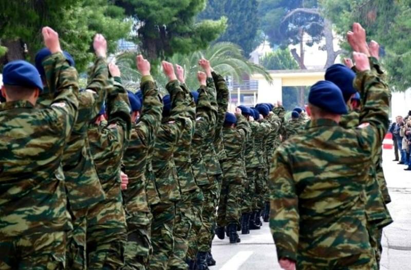 Στρατιωτική θητεία: Αυξηση κατά τρεις μήνες στο Στρατό Ξηράς!