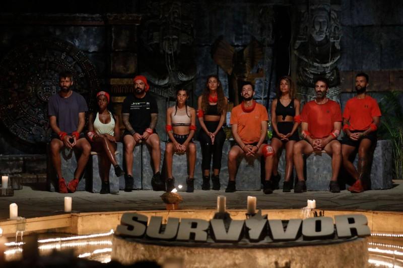 Spoiler για νέες ομάδες στο Survivor