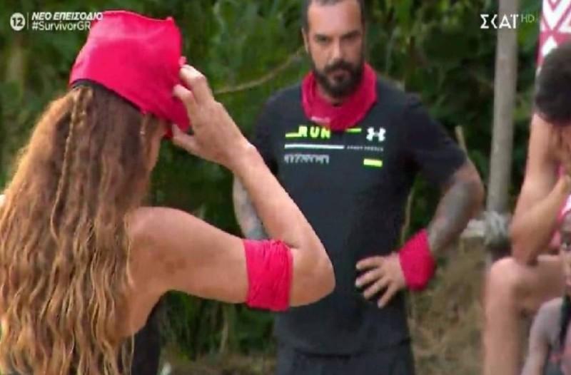 """«Kαταλάβατε τι έκανε;»: Η σκηνή-έπος στο Survivor που γονάτισε το Twitter σε 2""""!"""