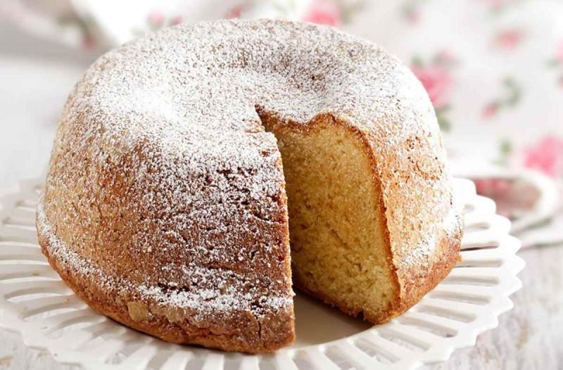 Συνταγή για αφράτο κέίκ χωρίς αυγά, γάλα και βούτυρο