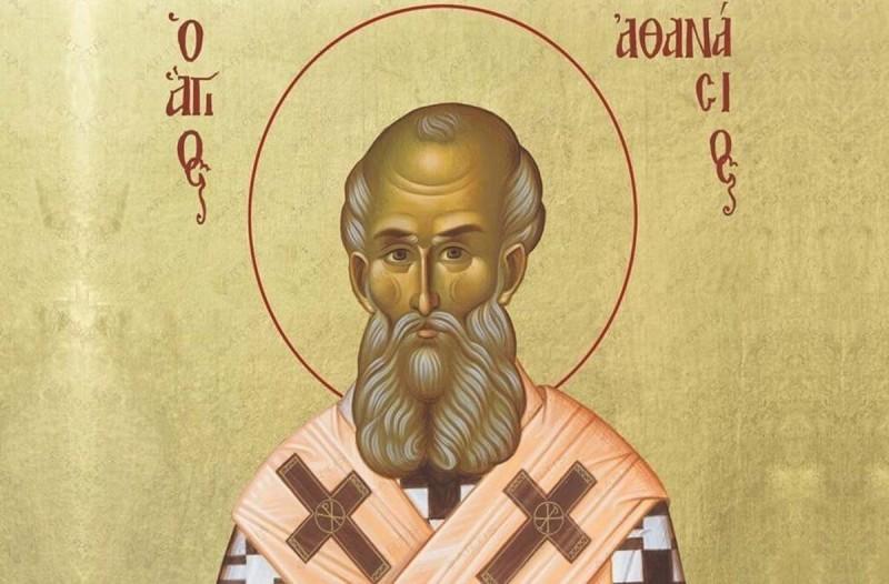 """Άγιος Αθανάσιος γιορτή: Το έθιμο του """"Ταξίματος στον Άγιο Αθανάσιο"""""""