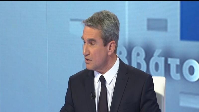 Ανδρέας Λοβέρδος: Θα διεκδικήσω την ηγεσία του ΠΑΣΟΚ - ΚΙΝΑΛ (Video)