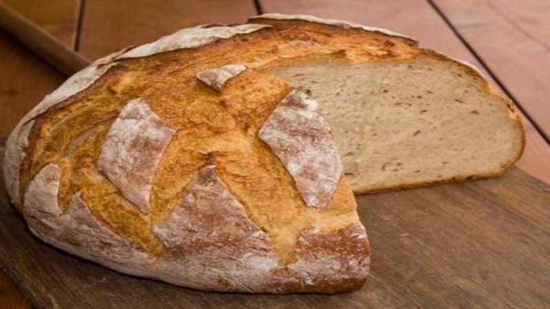 Συνταγή για ψωμί με προζύμι