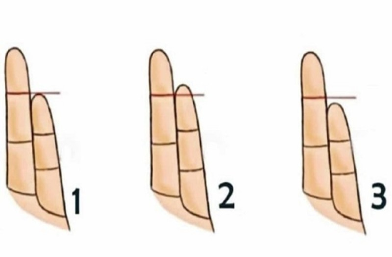 Τι δείχνει το μικρό σου δάχτυλο για τον χαρακτήρα σου;