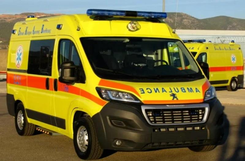 Τραγωδία στη Λάρισα: Ποδηλάτης παρασύρθηκε από αυτοκίνητο και