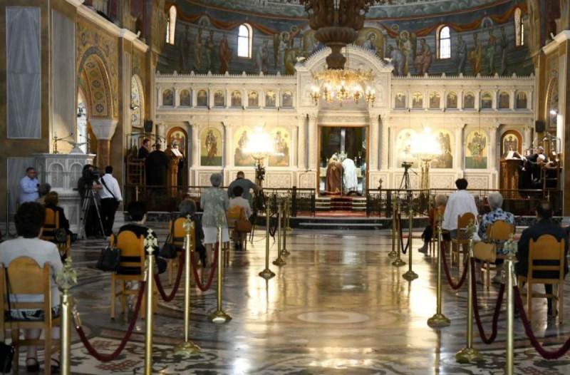 Κορωνοϊός: «Αντάρτικο» από την Εκκλησία - Ανοιχτοί οι ναοί τα Θεοφάνεια  (Video) - Ειδήσεις - Athens magazine