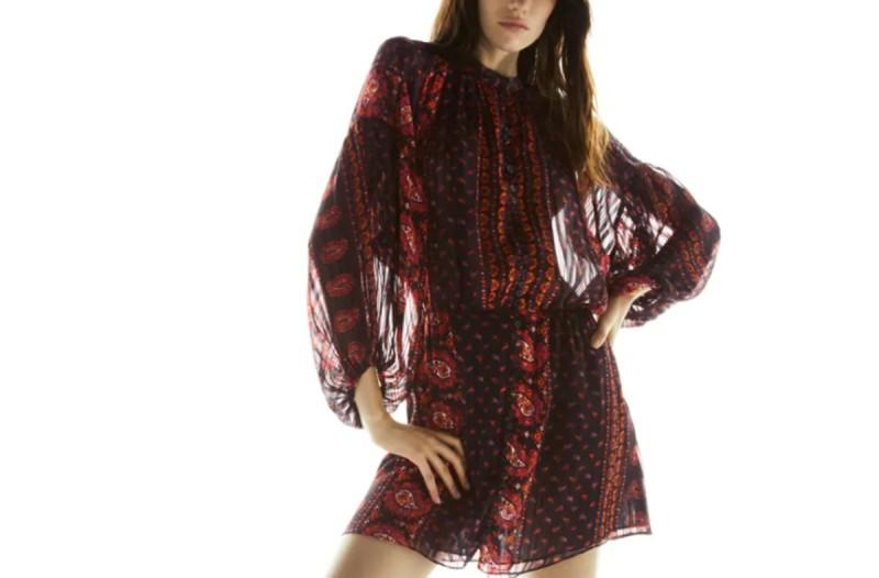 Φόρεμα ZARA σε προσφορά