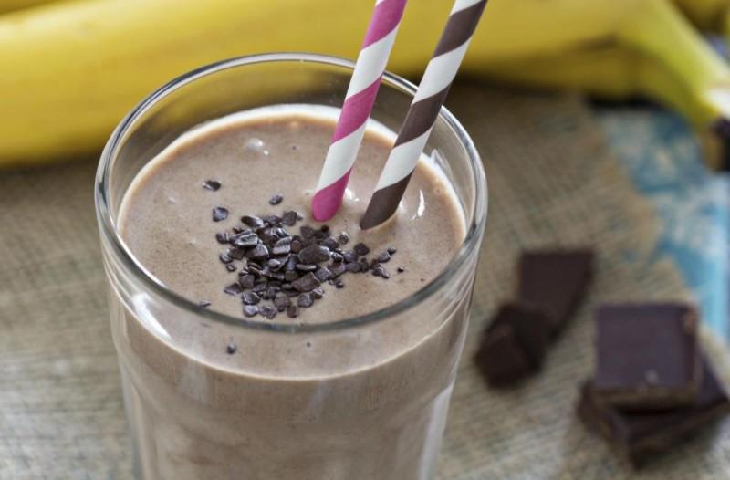 Σοκολατούχο γάλα χωρίς ζάχαρη