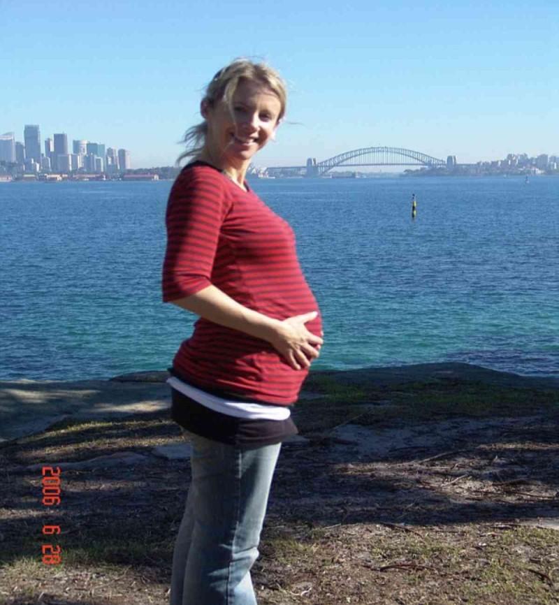 Μητέρα έγκυος
