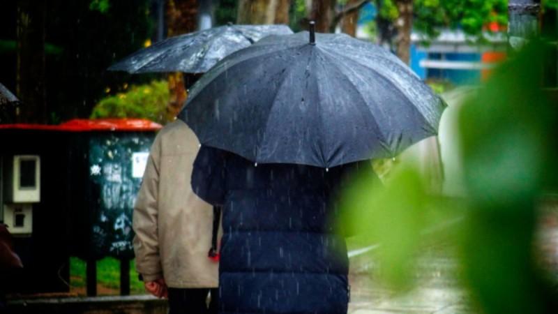 Καιρός σήμερα: Βροχές, χιονοπτώσεις και ισχυροί άνεμοι