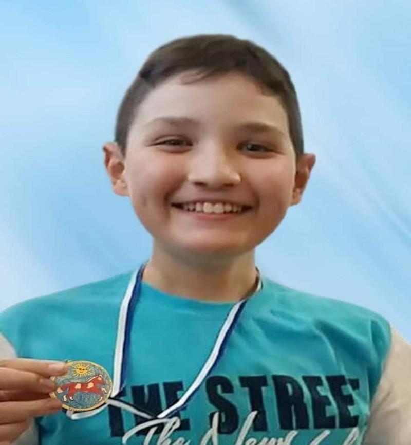 Ο μικρός Αλέξανδρος που πέθανε από καρκίνο