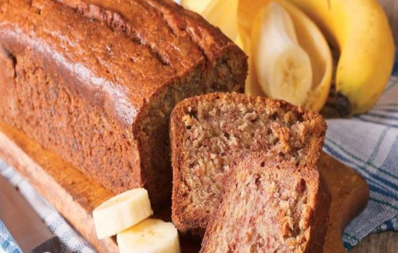Λαχταριστή συνταγή για κέικ μπανάνας