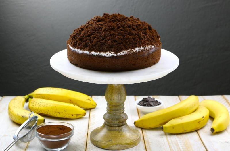 Η καλύτερη συνταγή για το πιο τέλειο κέικ σοκολάτας που φάγατε ποτέ - Το μυστικό κρύβεται στις μπανάνες!