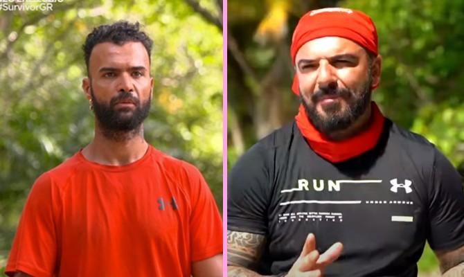 Survivor spoiler: Άνθρωπος της παραγωγής 'ρουφιάνεψε' τον Περικλή σε Τριαντάφυλλο!