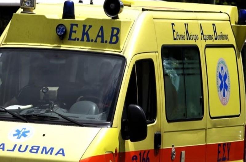 Θεσσαλονίκη: Σε κρίσιμη κατάσταση βρίσκεται γυναίκα που έπεσε από ύψος 8 μέτρων