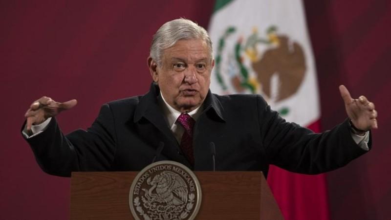 Θετικός στον κορωνοϊό ο Πρόεδρος του Μεξικού (Video)