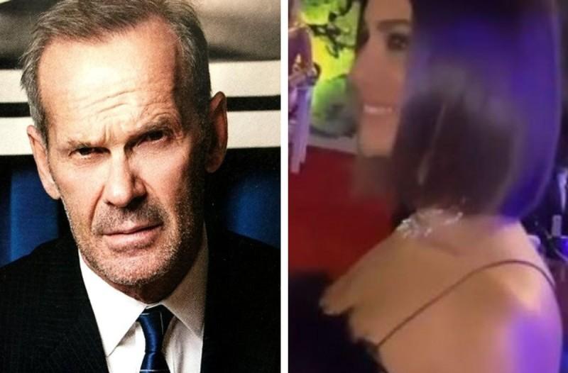 Τρελά ερωτευμένος ο Πέτρος Κωστόπουλος: Βιντεοσκοπεί το καυτό τσιφτετέλι της Κατερίνας Λιόλιου σε πάρτι στο Ντουμπάι!