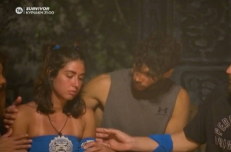 Survivor 4: Κόντεψε να καταρρεύσει η Έλενα Κρεμλίδου - Σοκαρισμένοι όλοι στο συμβούλιο