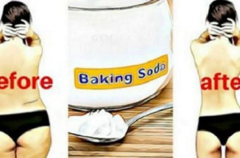Μαγειρική σόδα: Πώς να τη χρησιμοποιήσετε για να χάσετε γρήγορα τα περιττά κιλά
