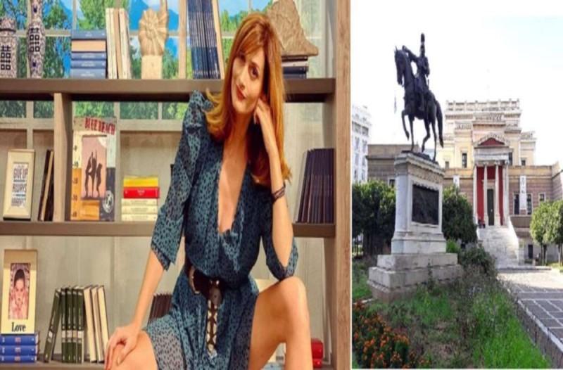 Μαρία Κωνσταντάκη: «Έχω κάνει σ@ξ κάτω από άγαλμα στη Σταδίου» (Video)
