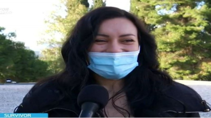 Survivor 4 - Μαριάνθη: «Αυτό που σκέφτομαι είναι το κομμάτι της προσωπικής υγιεινής»