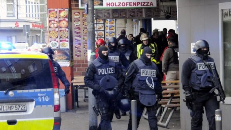 Συναγερμός στη Γερμανία: Επίθεση με μαχαίρι στη Φρανκφούρτη - Υπάρχουν αρκετοί τραυματίες