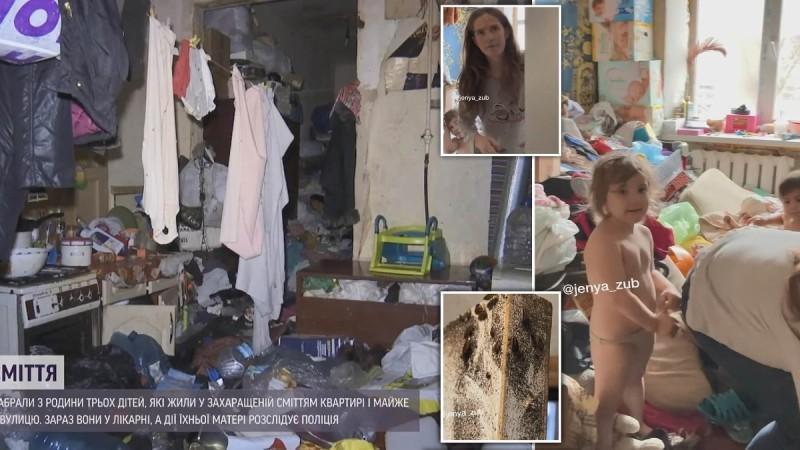 Σπίτι-κολαστήριο: Μητέρα τάιζε το 2χρονο και 4χρονο παιδί της με αδέσποτα σκυλιά! (Video)